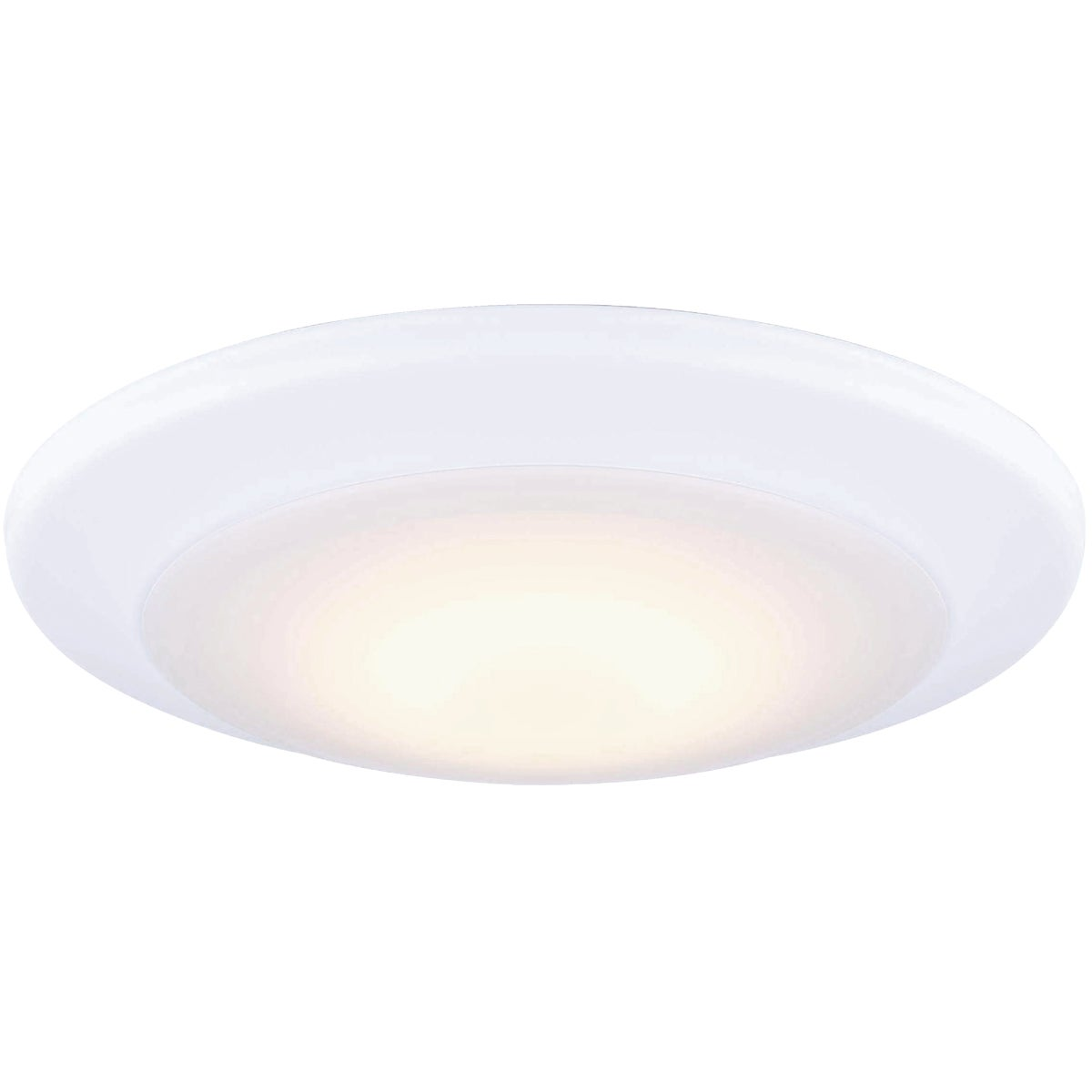 Canarm 4 In. LED Disc Flush Mount Ceiling Light Fixture