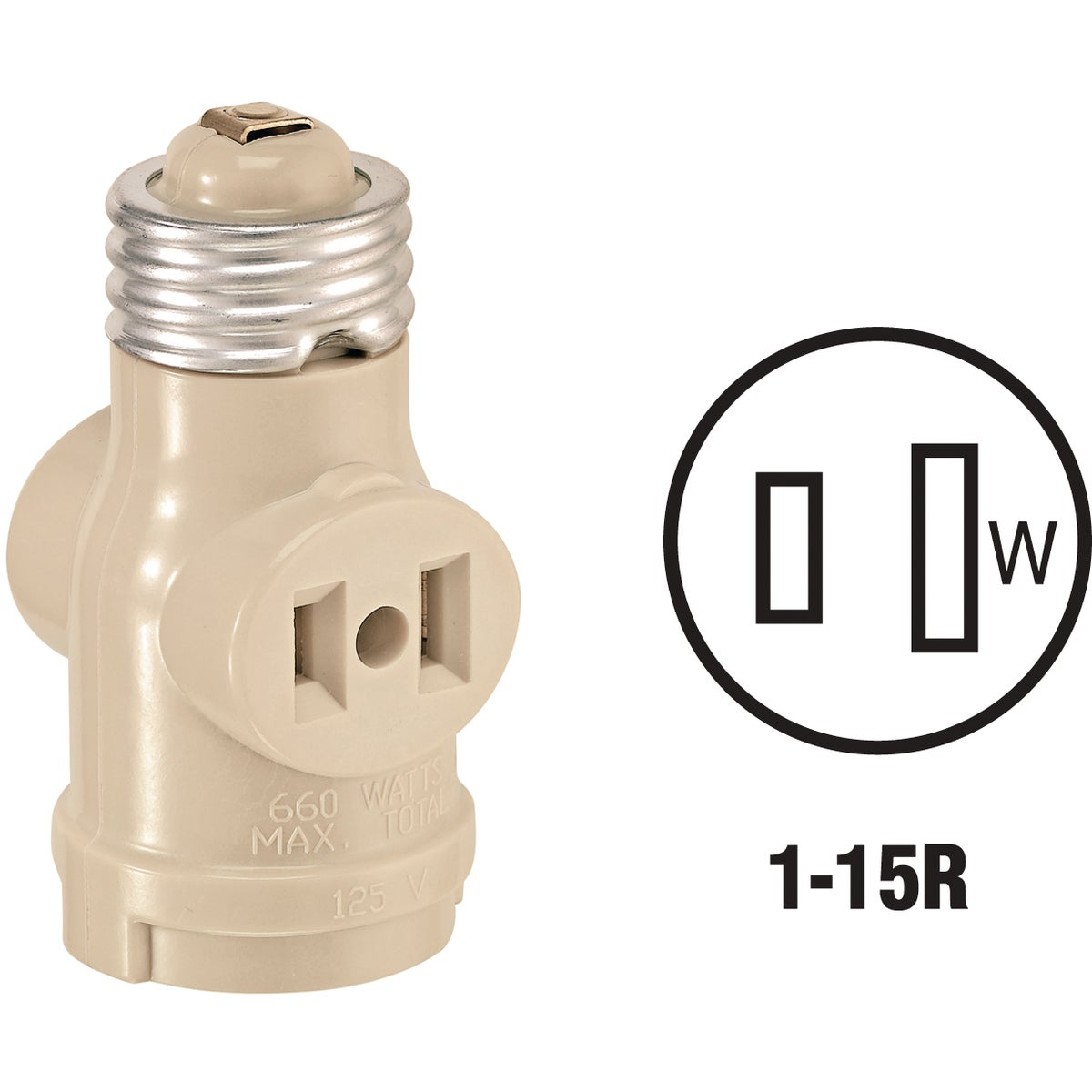 IV SOCKET ADAPTER - 0041403I by Leviton Mfg Co