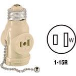 Pull Chain Socket Adapter