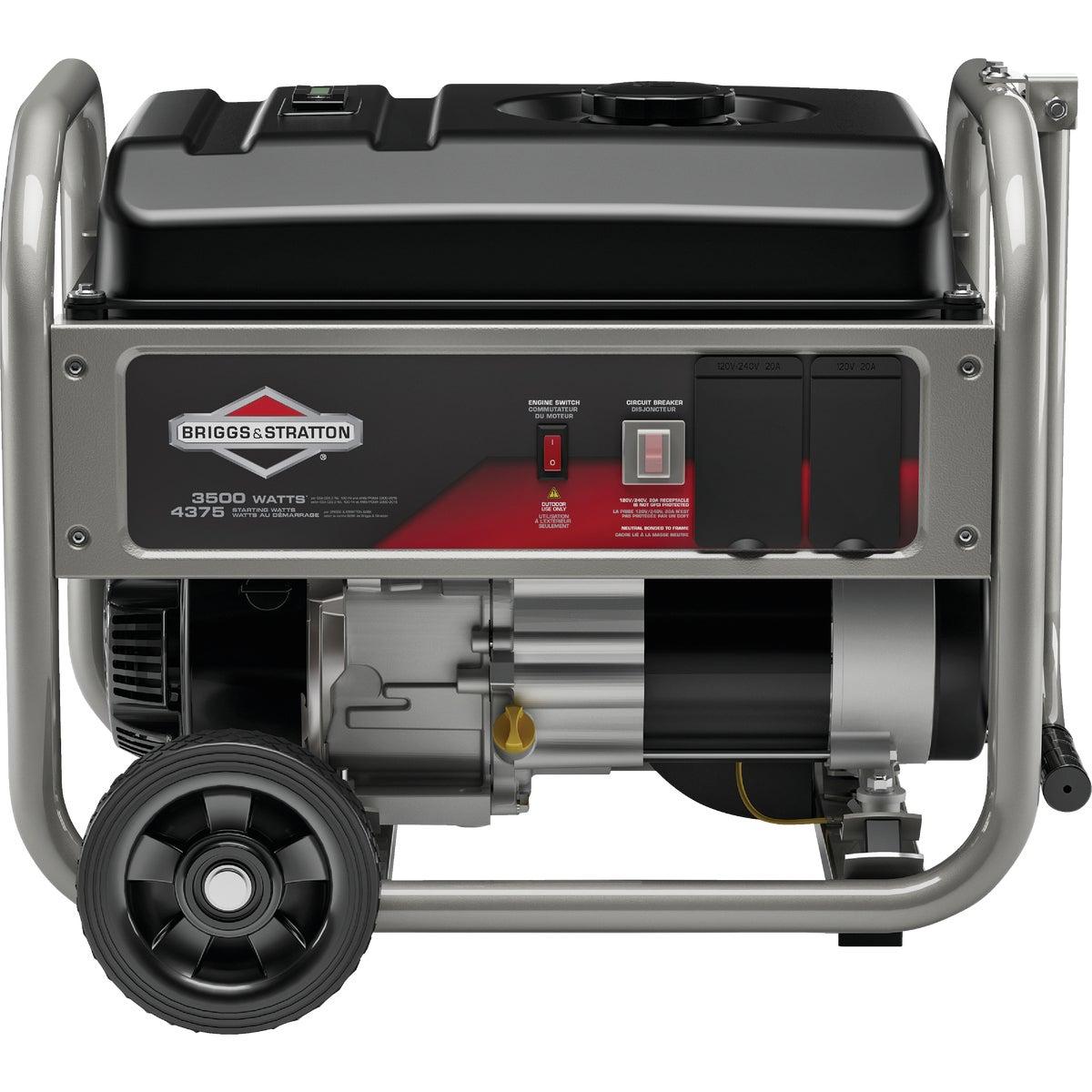 Briggs & Stratton 3500W Portable Generator