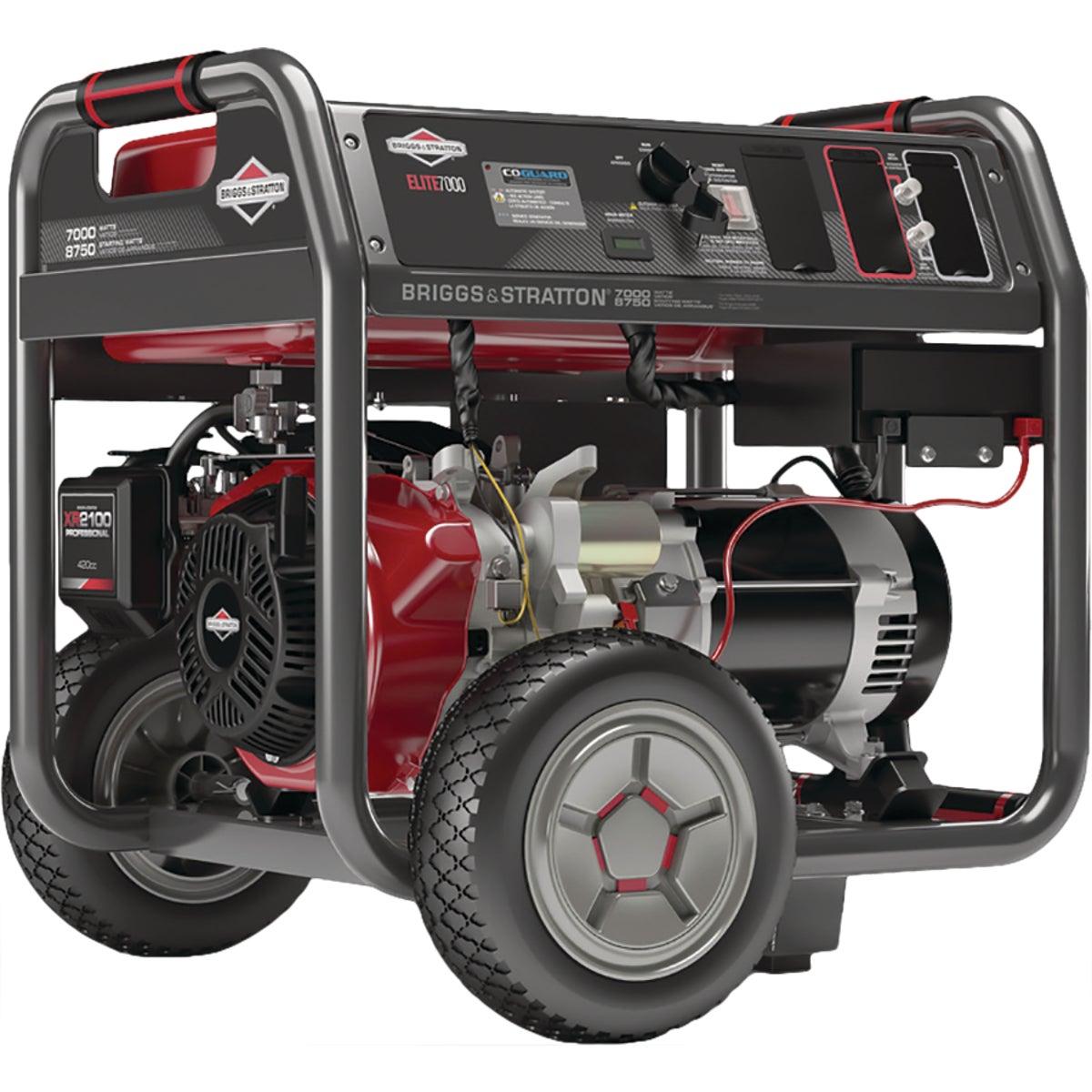 Briggs & Stratton 8000W Portable Generator