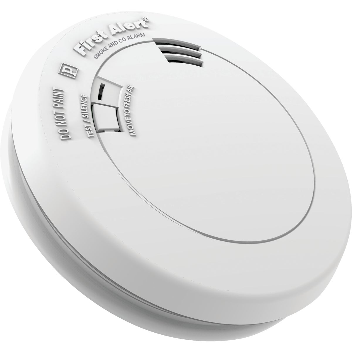 First Alert 10-Year Sealed Battery Carbon Monoxide and Smoke Alarm with Voice Alert