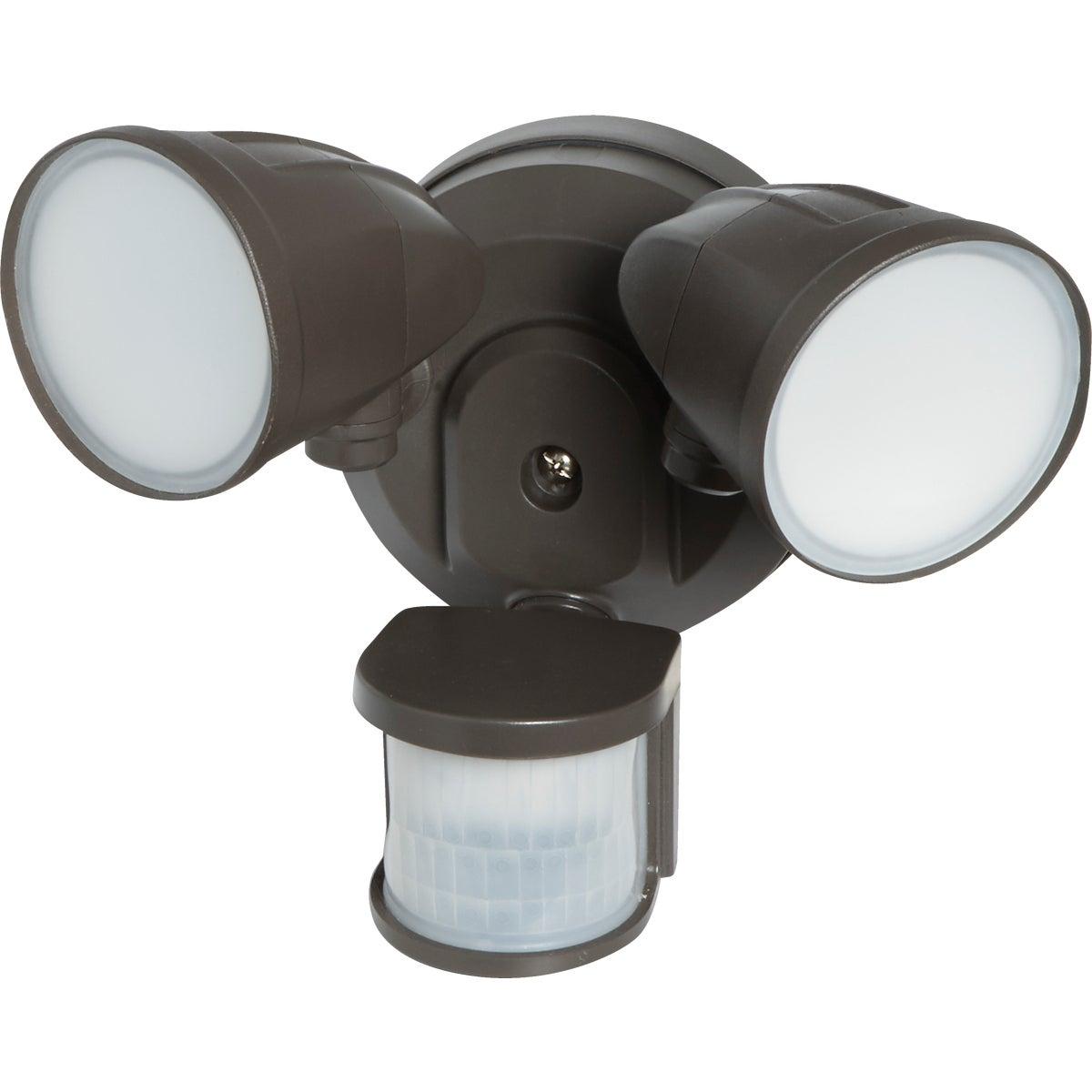180-Degree LED Motion Floodlight Fixture