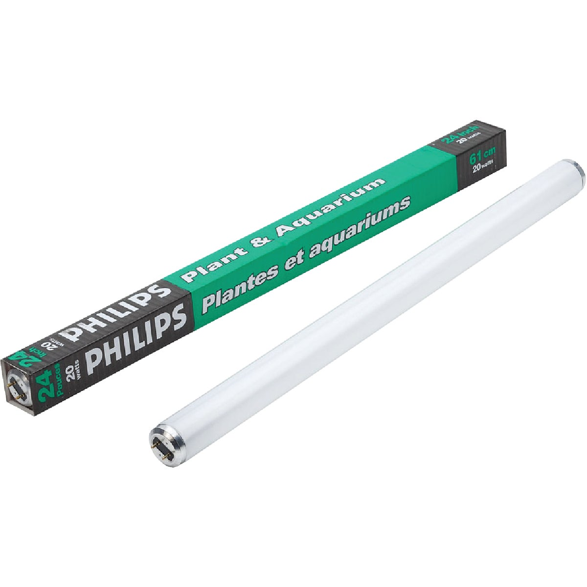20W PLANT/AQUARIUM TUBE - 49891 by G E Lighting