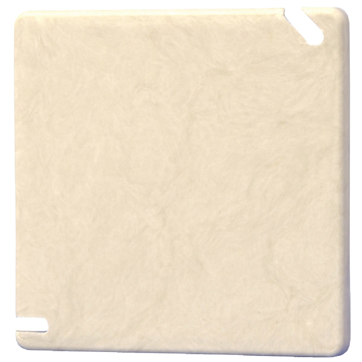 "4"" SQUARE BLANK COVER - H9344 by Allied Moulded"