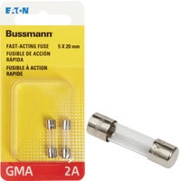 Bussmann 2A FAST ACTING FUSE BP/GMA-2A