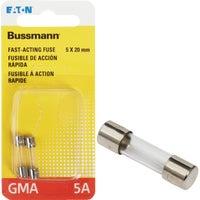 Bussmann 5A FAST ACTING FUSE BP/GMA-5A