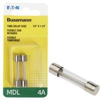 Bussmann 4A ELECTRONIC FUSE BP/MDL-4