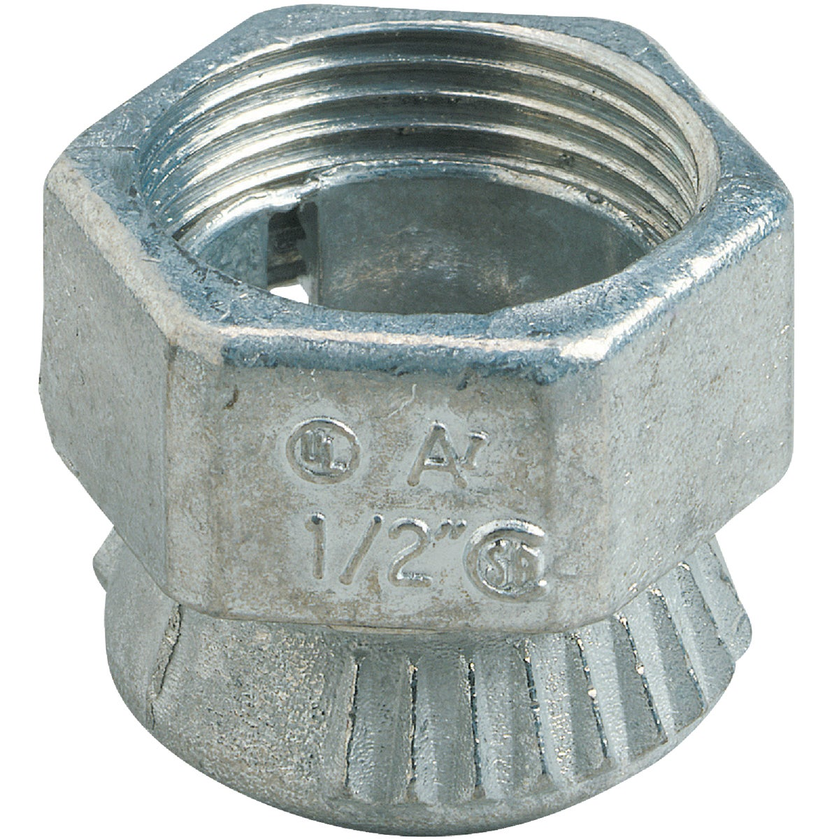 "1/2"" EMT CONNECTOR - TC201SC1 by Thomas & Betts"