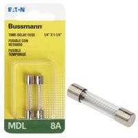 Bussmann 8A ELECTRONIC FUSE BP/MDL-8
