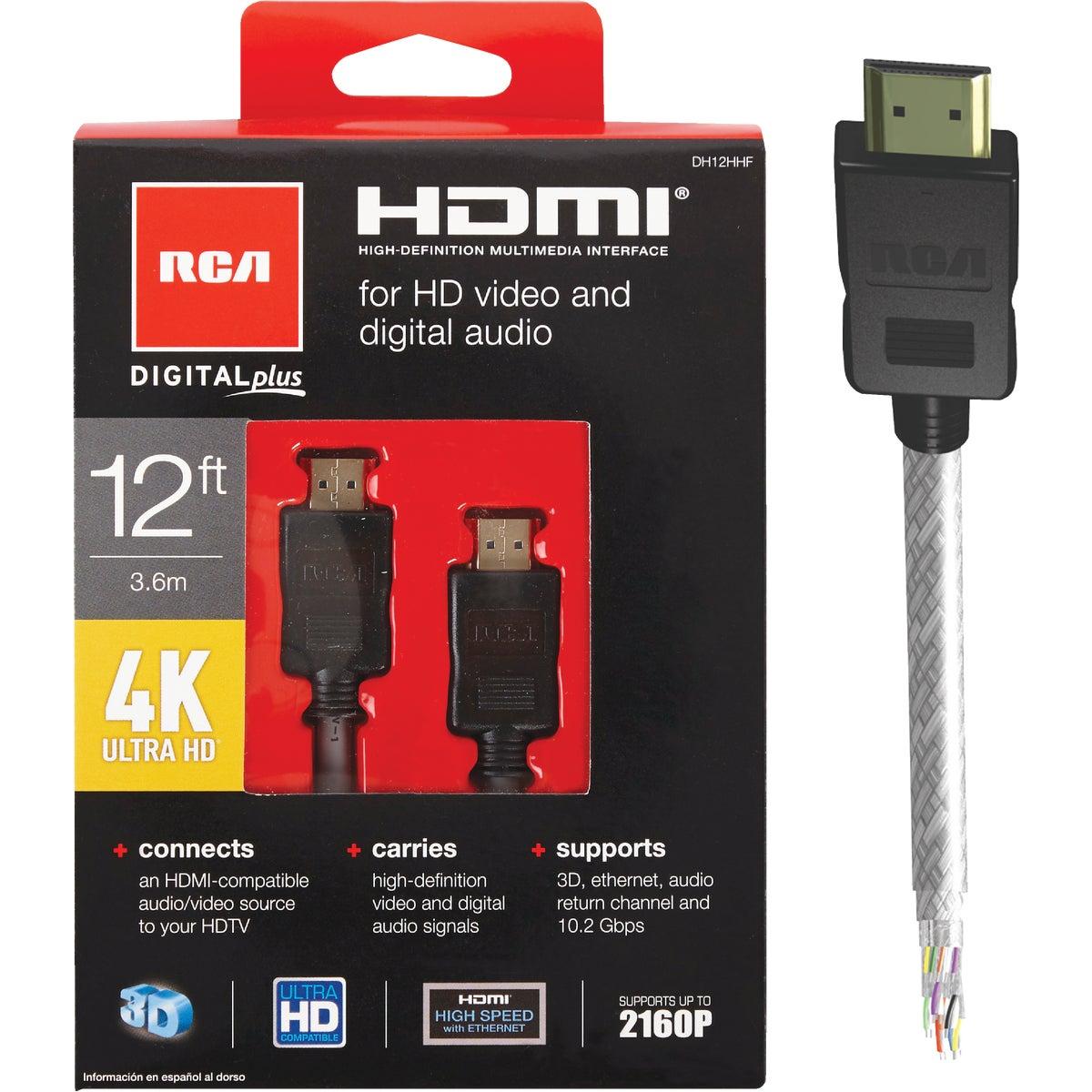 Audiovox Accessories 12' DIGITAL HDMI CABLE DH12HH