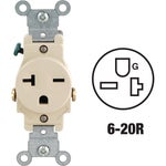 Grounding Single Outlet