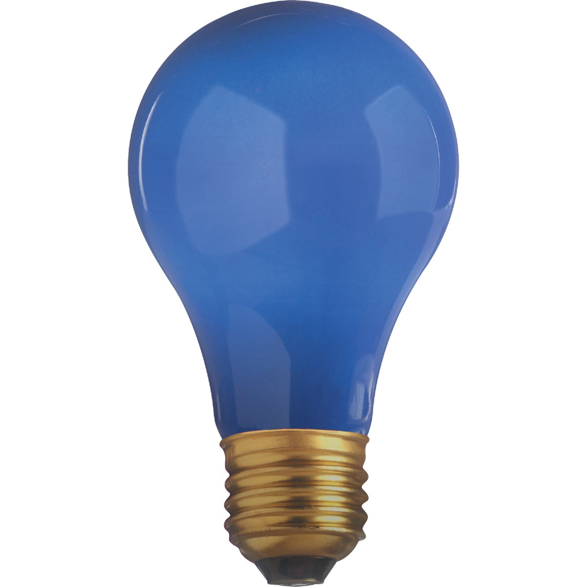 25W BLUE PARTY BULB - 49724 25A/TB by G E Lighting