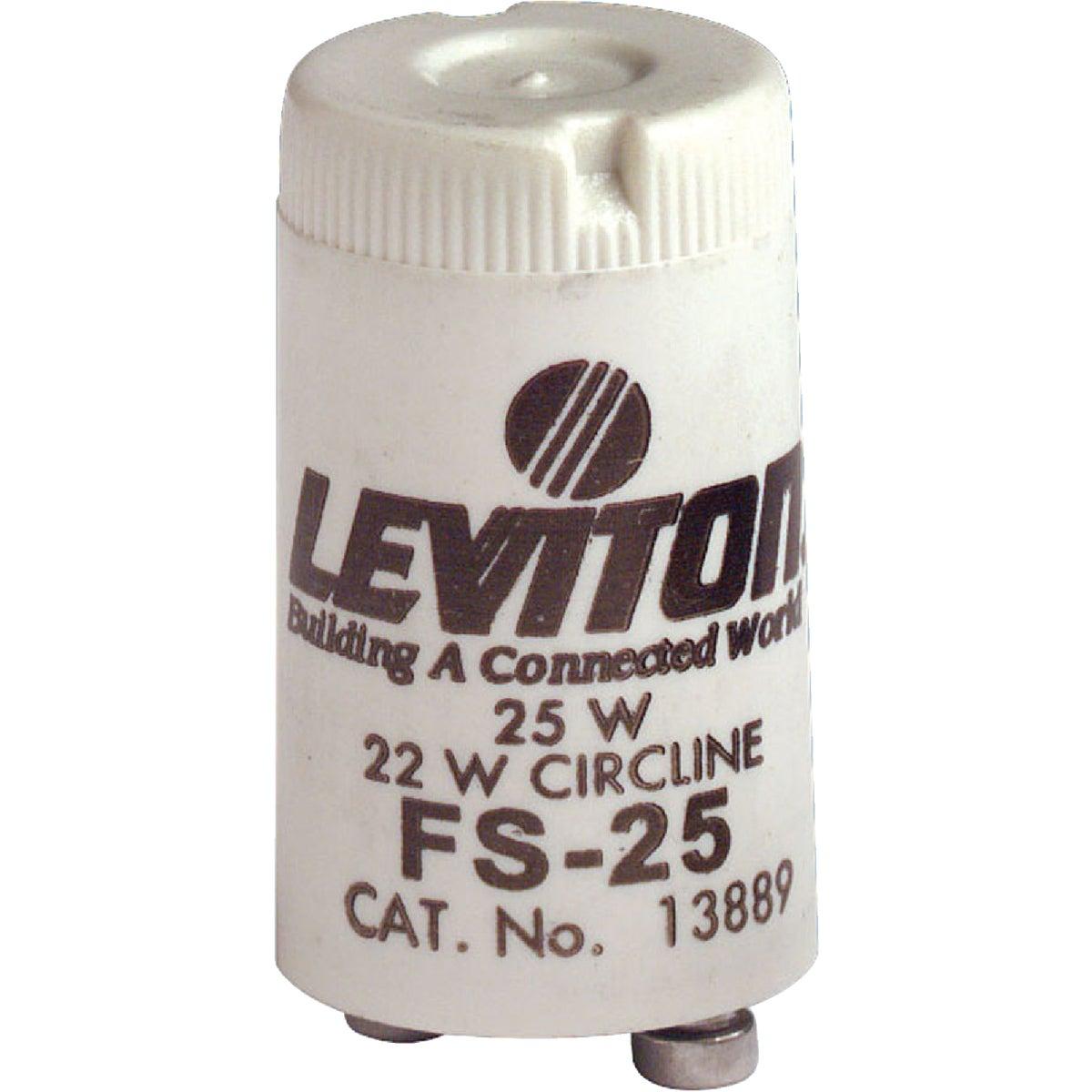 Leviton 22W/25W 2-Pin Circline Fluorescent Starter