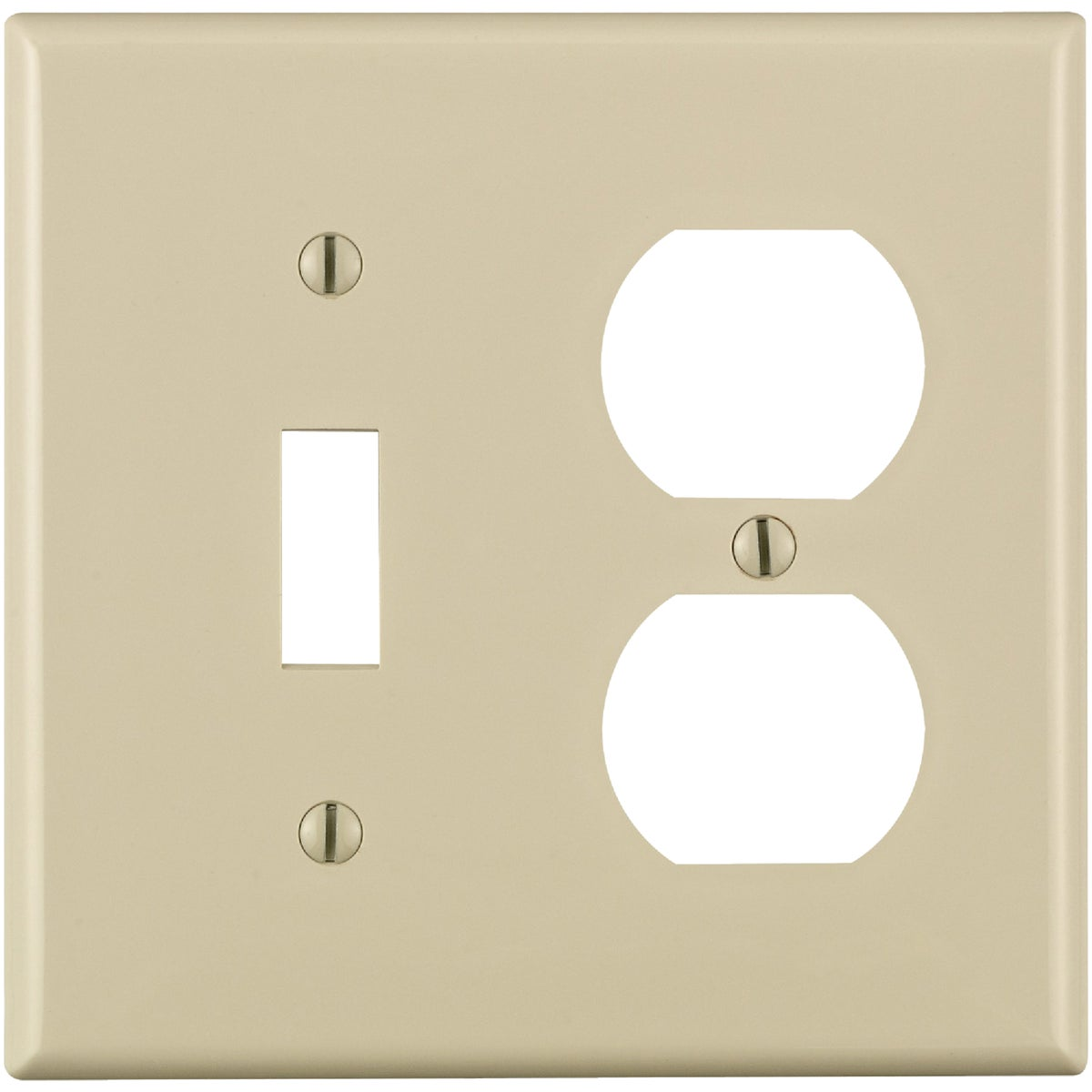 LT ALM COMBO WALLPLATE - 014-80705-OOT by Leviton Mfg Co