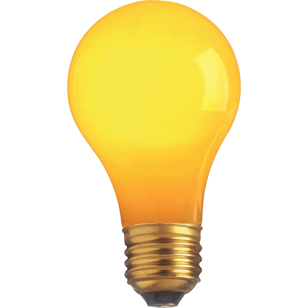 25W YELLOW PARTY BULB - 49728 by G E Lighting