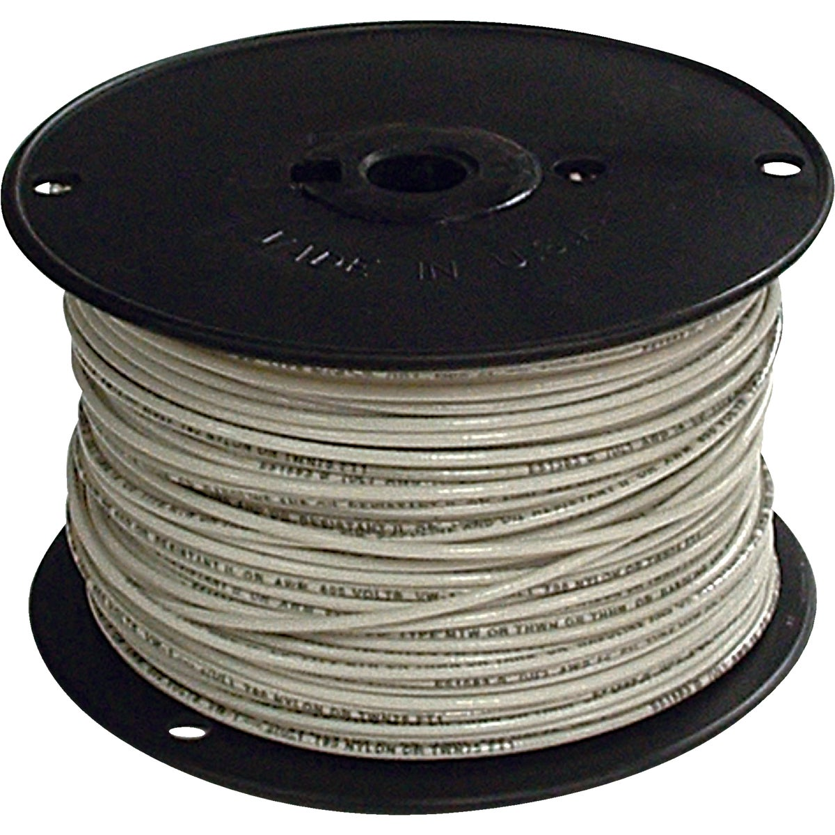 500' 14STR WHT THHN WIRE - 22956758 by Southwire Company