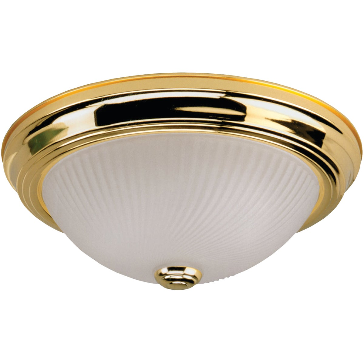Westinghouse Lighting 1BULB PB CEILING FIXTURE 66327