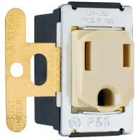 Pass & Seymour 3-WIRE IV FLUSH OUTLET 1432