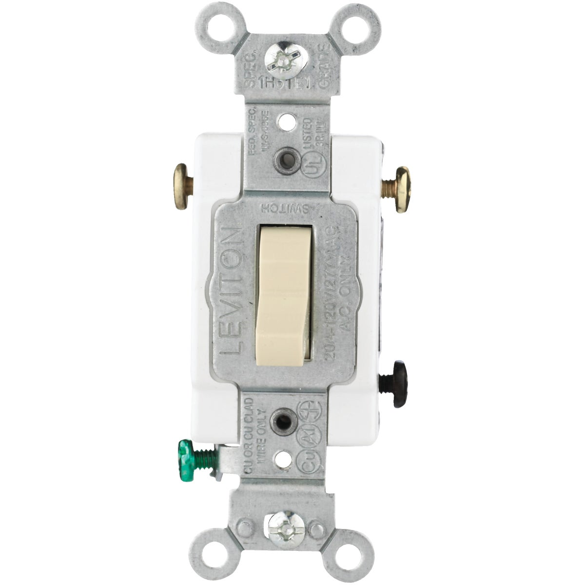 IV 3-WAY GRND SWITCH - S03-CS320-2IS by Leviton Mfg Co