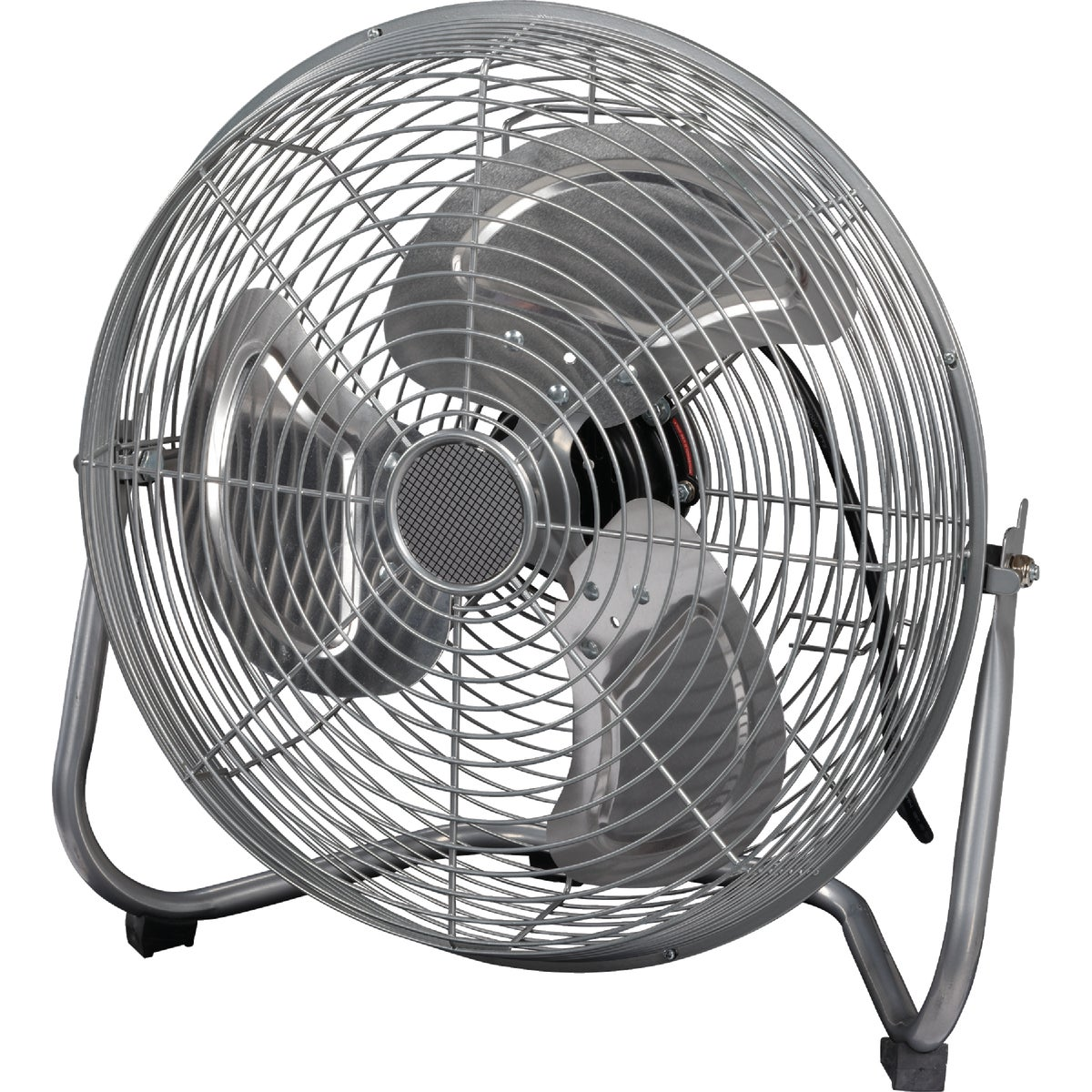 "14"" 3-SPD CHROME HV FAN"