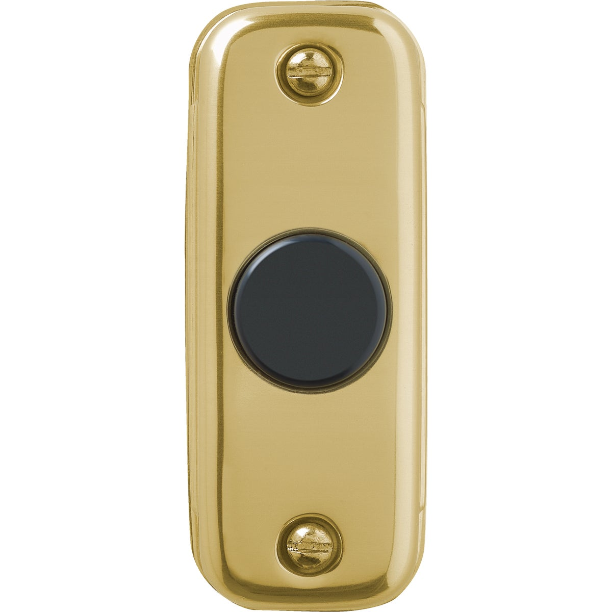 GOLD PUSH-BUTTON - DH1805 by Thomas & Betts