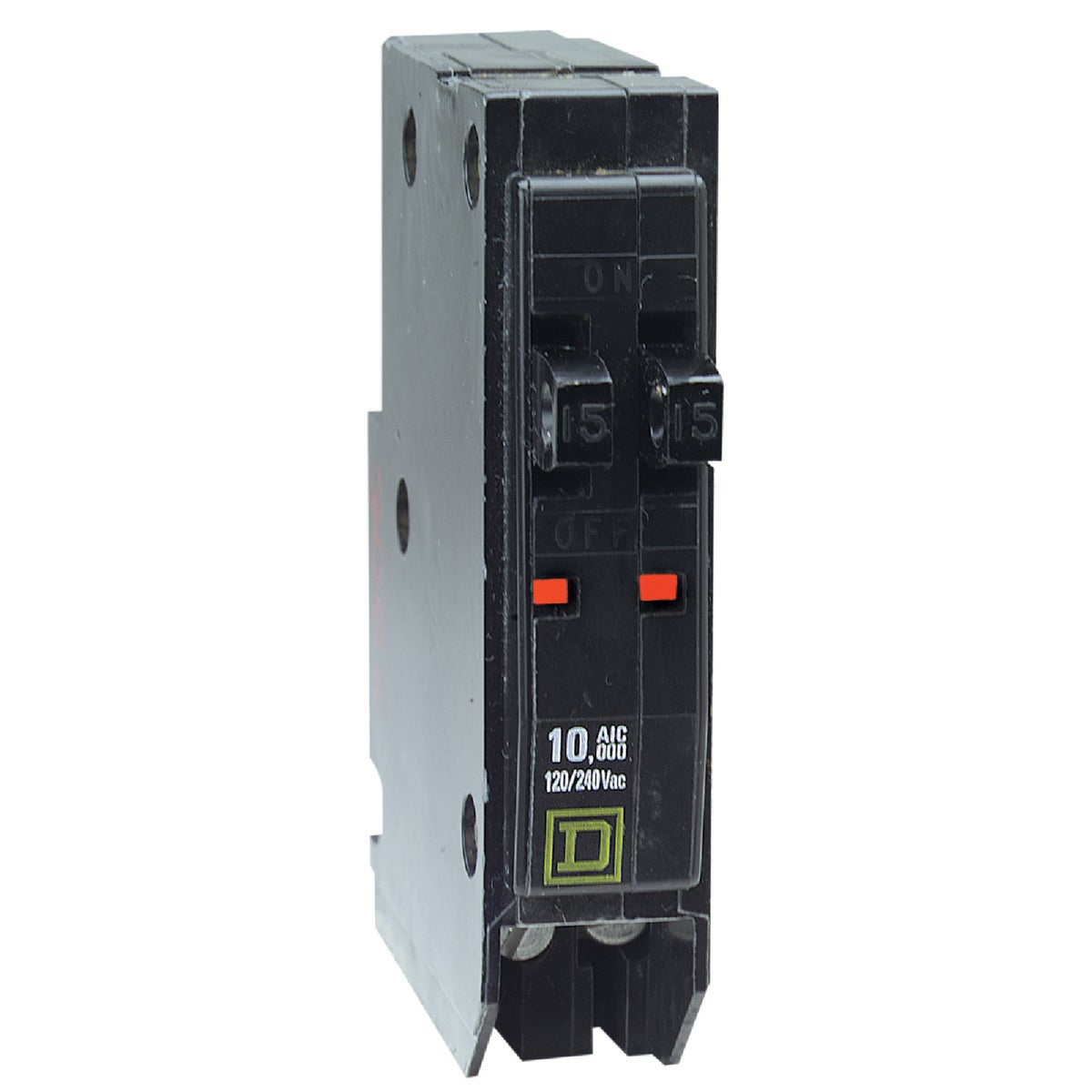 20A/20A TANDEM BREAKER - QO2020CP by Square D Co