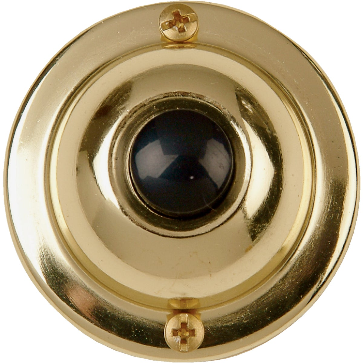 BRASS PUSH-BUTTON - DH1605 by Thomas & Betts