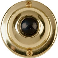 Thomas & Betts BRASS PUSH-BUTTON DH1605