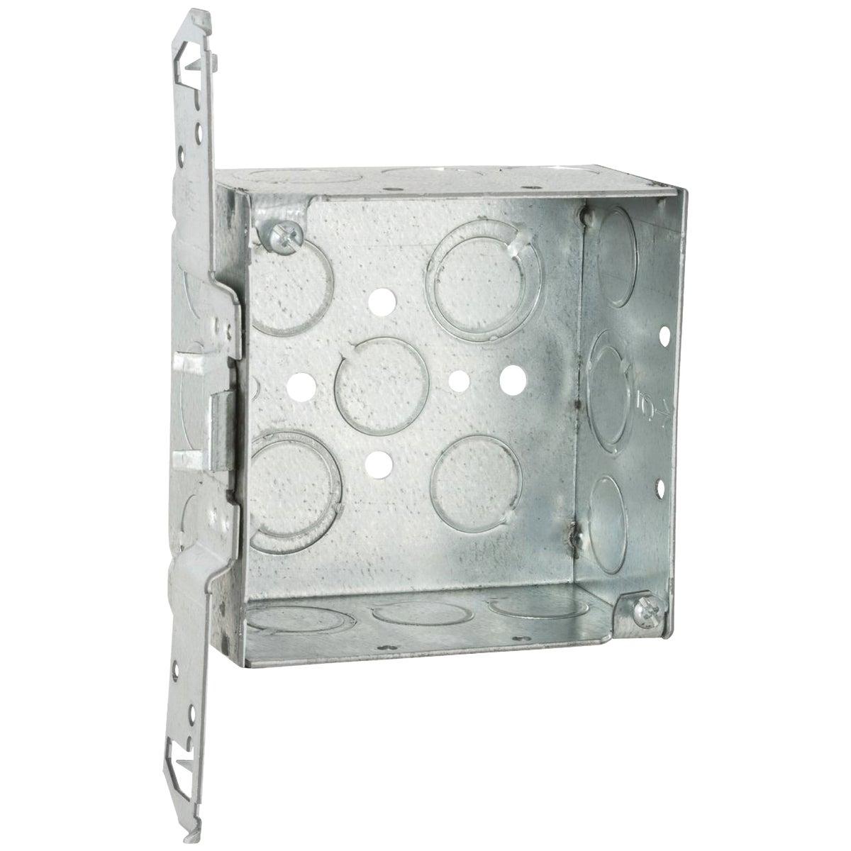 4X4X2-1/8 Square Box