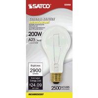GE Lighting 200W CLR BULB 16069 200A/CL