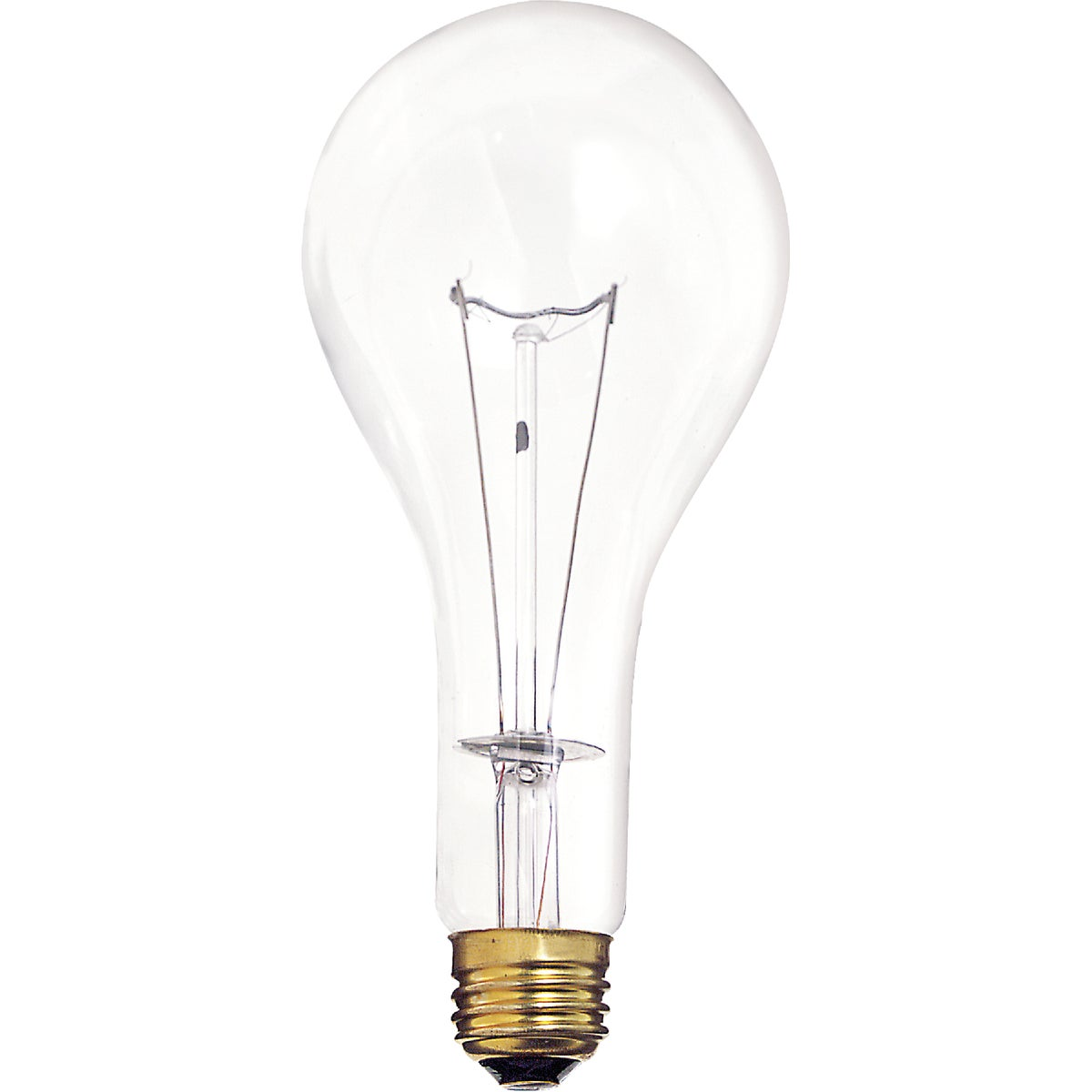 300W 130V CLEAR BULB - 73788 300M 130V by G E Lighting