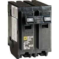 Square D Co. 70A 2POLE BREAKER HOM270CP