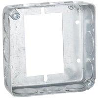 4X4X1-1/2 Oct Box Ext