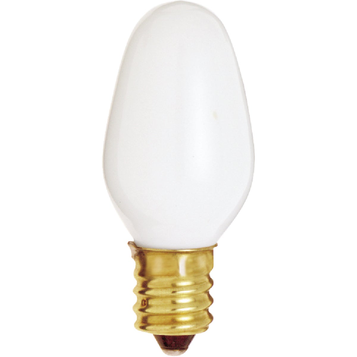 4W WHT NIGHT LIGHT BULB - 16001 by G E Lighting