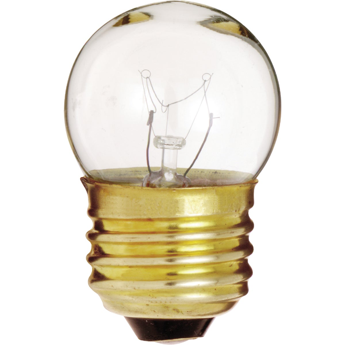 7-1/2W CLR UTILITY BULB - 46844 7-1/2S by G E Lighting