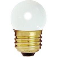 GE Lighting 7-1/2W WHT UTILITY BULB 41267 71/2S/CW