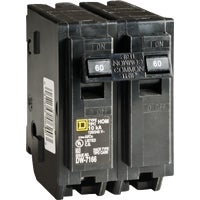 Square D Co. 60A 2POLE BREAKER HOM260C