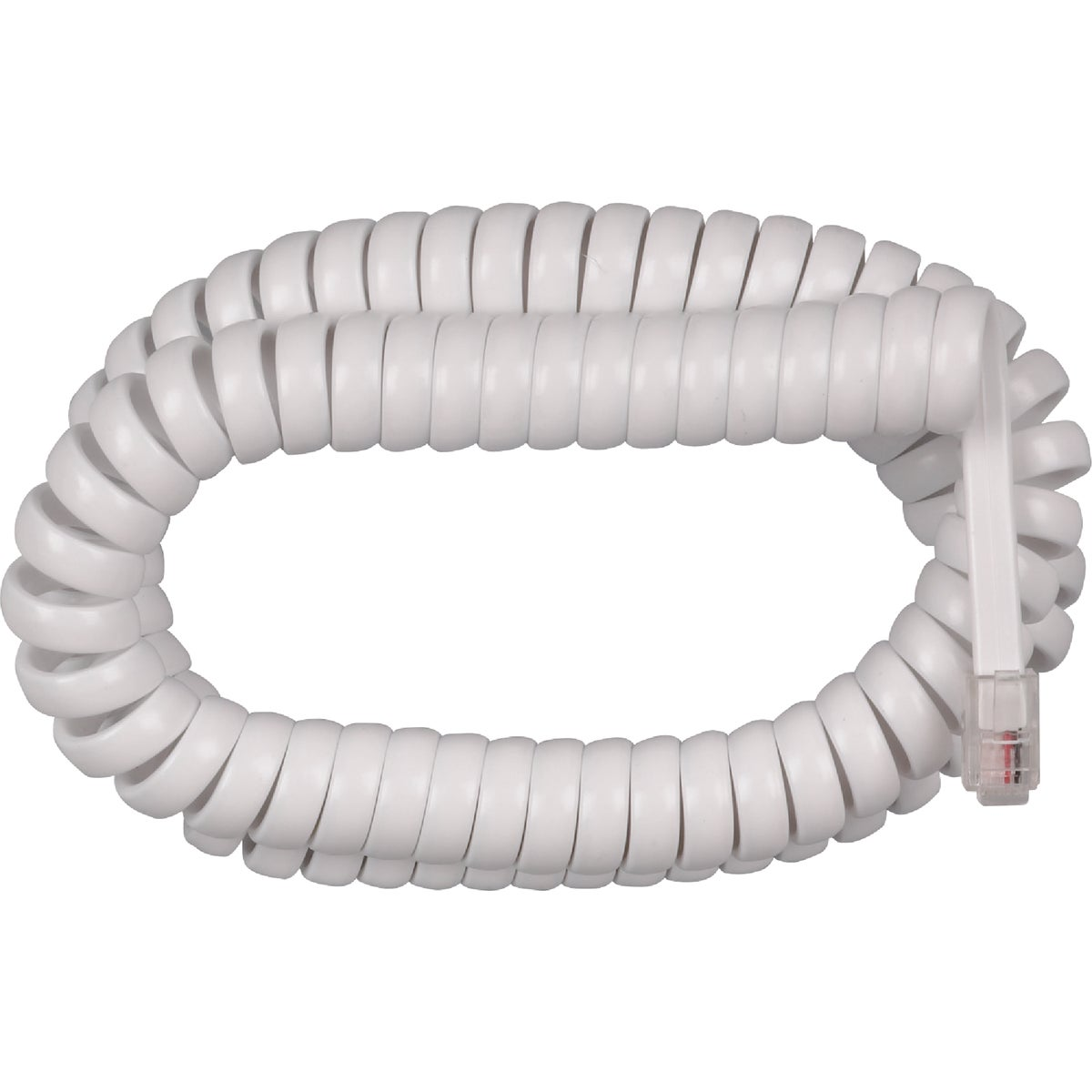 12' WHT PHONE CORD - TP280WR by Audiovox Accessories