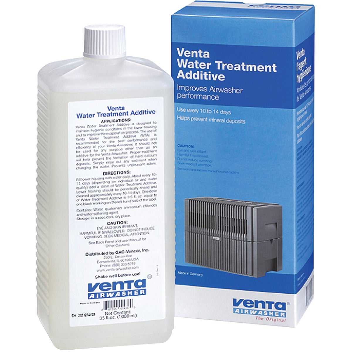 WATER TREATMENT ADDITIVE