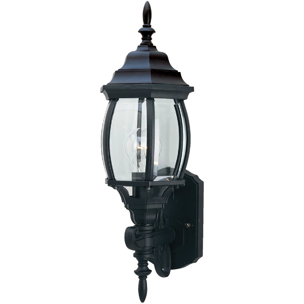 BLK OUTDOOR FIXTURE - IOL5BK by Canarm Gs