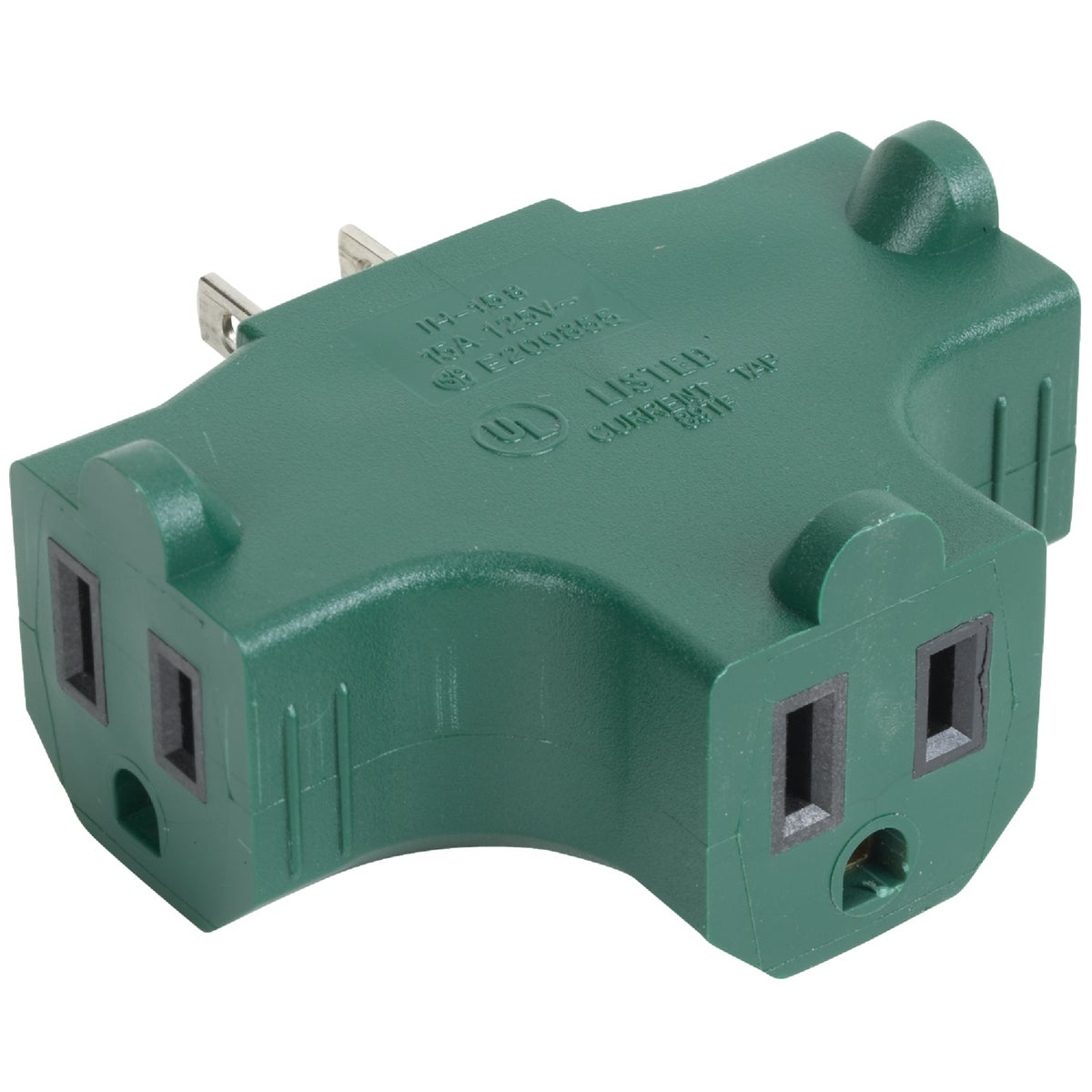 BULK GREEN CUBE TAP - ADAPTER-GR BK by Do it Best