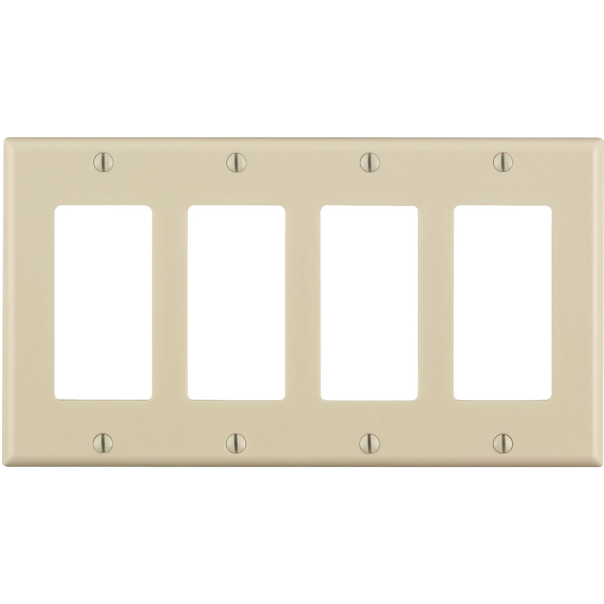 LT ALM GFI WALLPLATE - 011-80412-OOT by Leviton Mfg Co