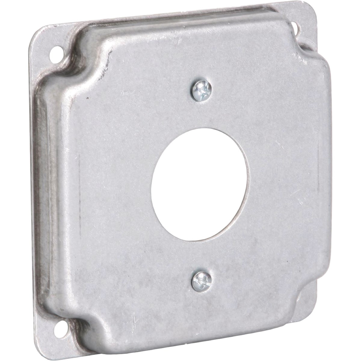 "4"" SQUARE COVER - RS11-30 by Thomas & Betts"