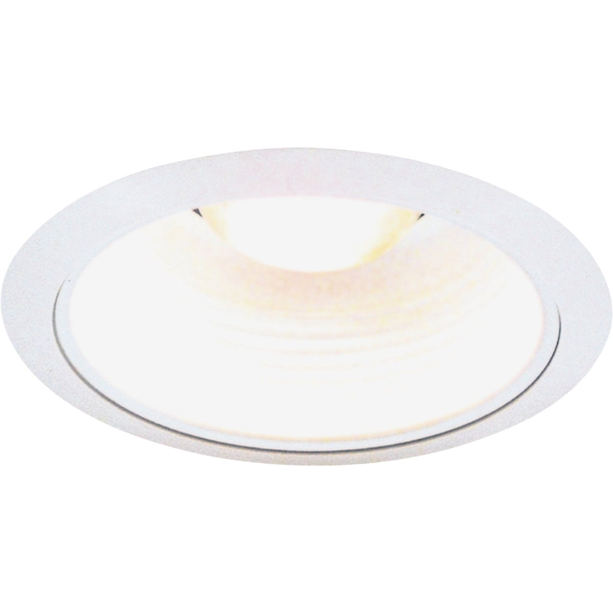 WHT RECESS FIXTURE TRIM