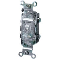 Leviton ILLUM 1POLE GRND SWITCH 8751461LHC