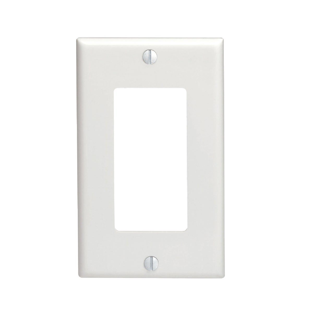 WHT WALL PLATE - 80401NW by Leviton Mfg Co