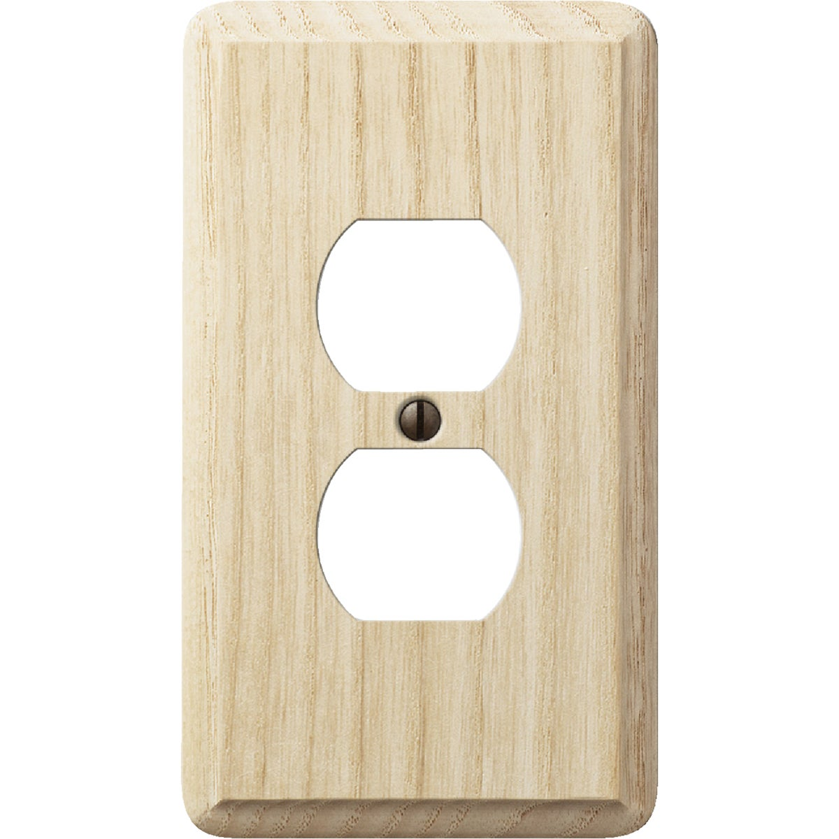ASH OUTLET WALL PLATE - 408U by Jackson Deerfield Mf