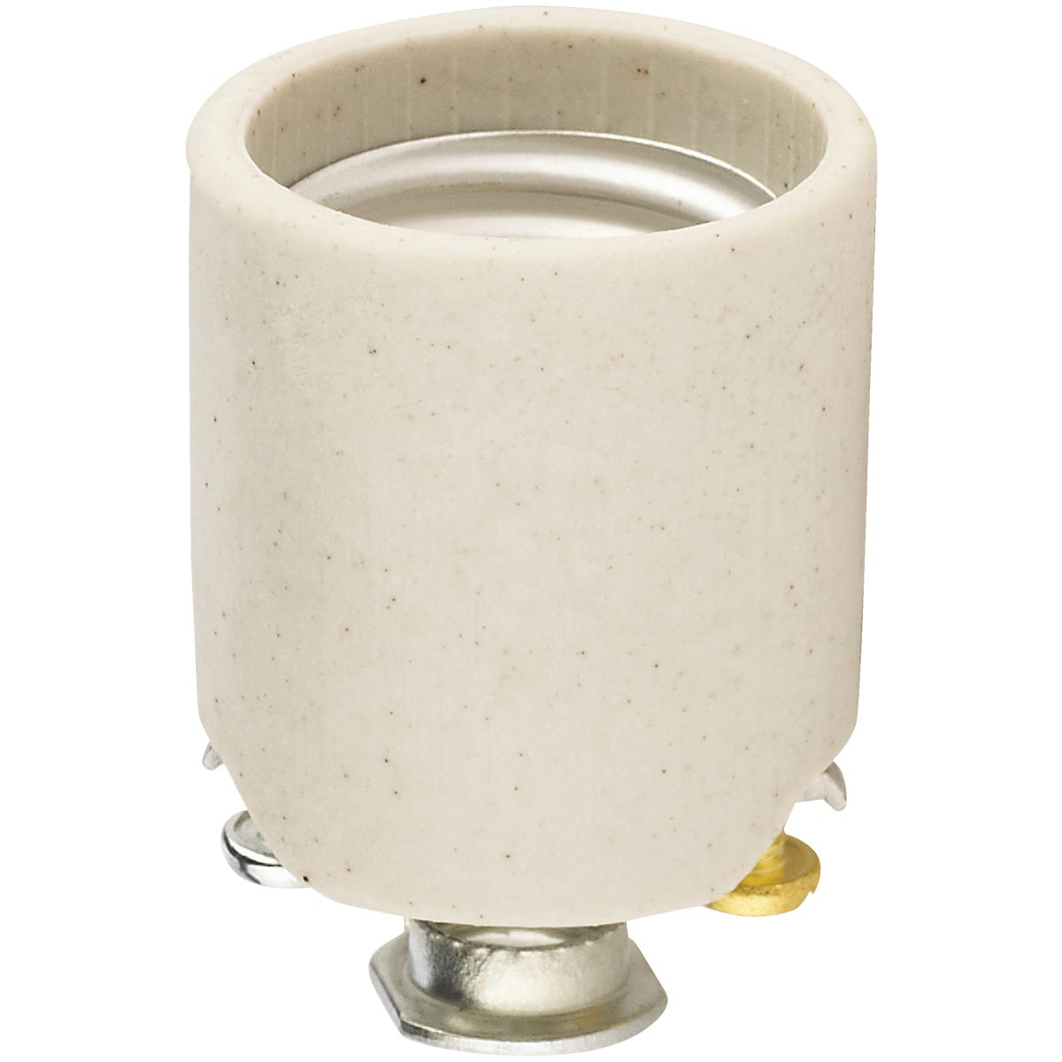 PORCELAIN LAMPHOLDER - 3152-8 by Leviton Mfg Co