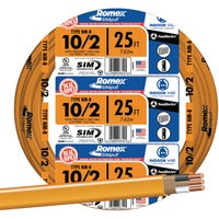 Southwire 25' 10-2 NMW/G WIRE 28829021
